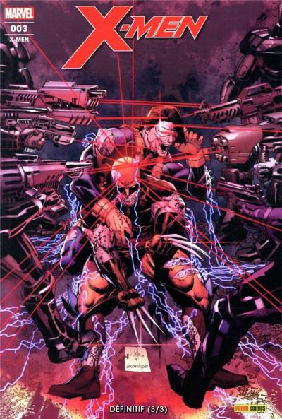 Couverture X-men (série 2020) tome 3