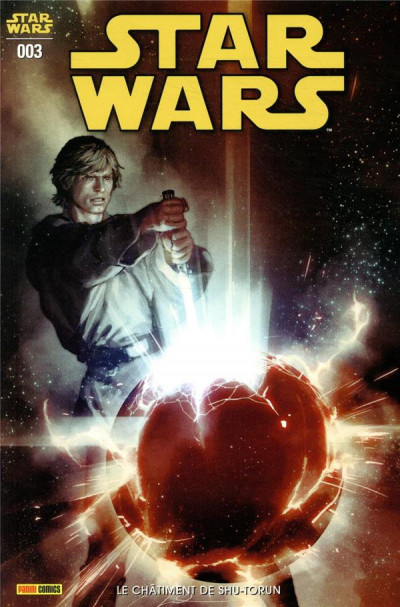Couverture Star wars (2020) tome 3