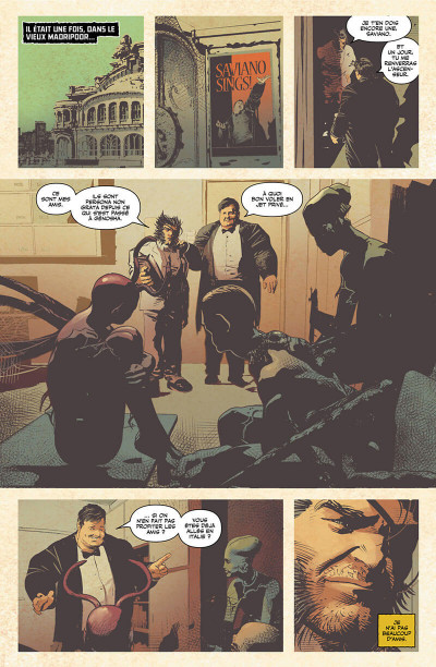 Page 5 Savage avengers tome 1