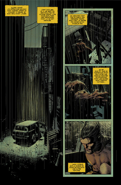Page 6 Savage avengers tome 1