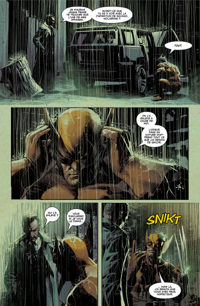 Page 7 Savage avengers tome 1