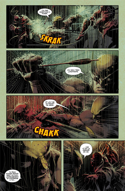 Page 9 Savage avengers tome 1