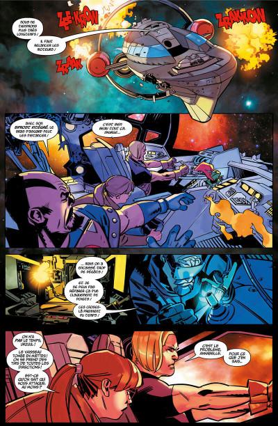 Page 7 Les asgardiens de la galaxie tome 2