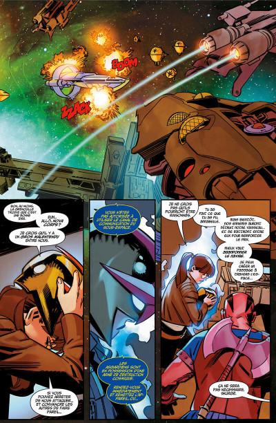 Page 9 Les asgardiens de la galaxie tome 2