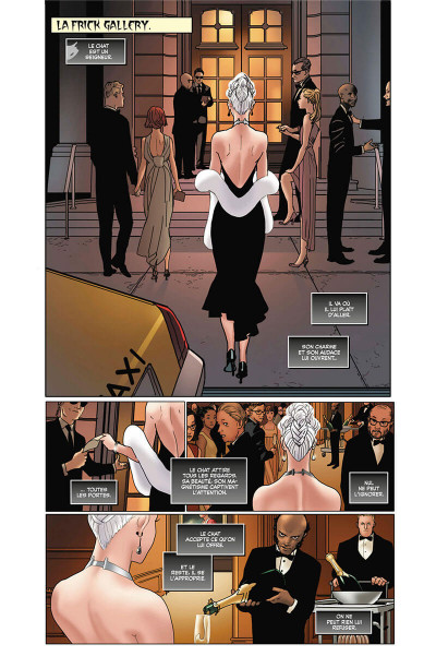 Page 4 Black cat tome 1