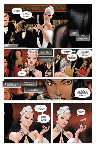 Page 7 Black cat tome 1