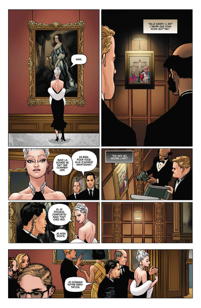 Page 9 Black cat tome 1