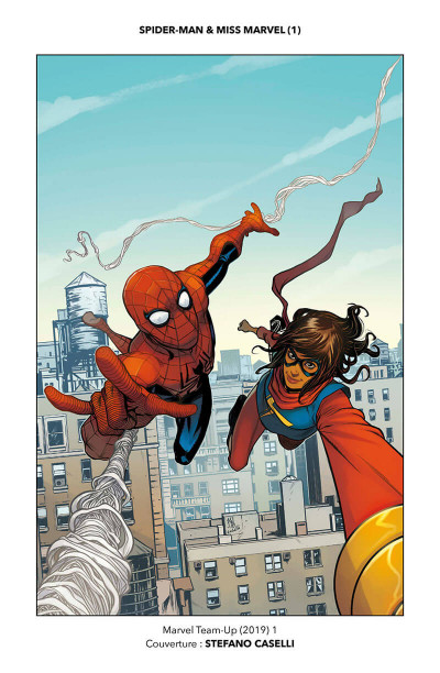 Page 5 Ms. Marvel - Team-up