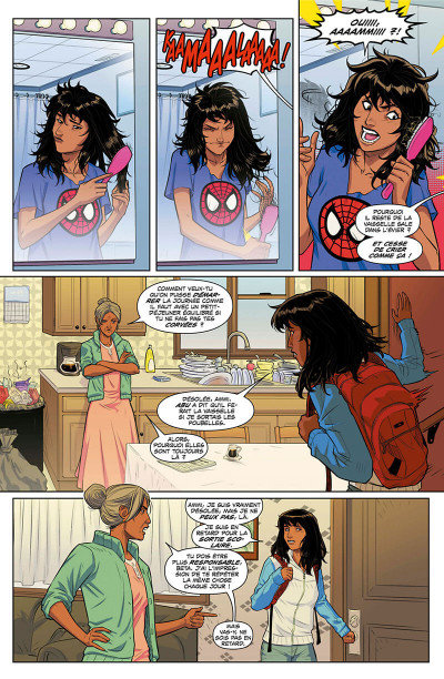 Page 6 Ms. Marvel - Team-up