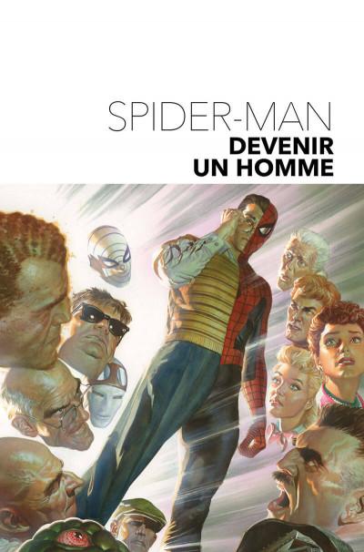 Page 1 Spider-man - Devenir un homme
