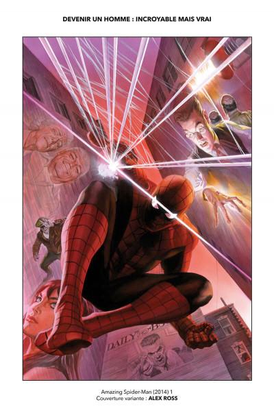 Page 5 Spider-man - Devenir un homme