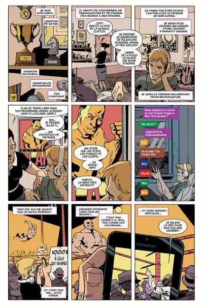Page 6 Spider-man - Devenir un homme