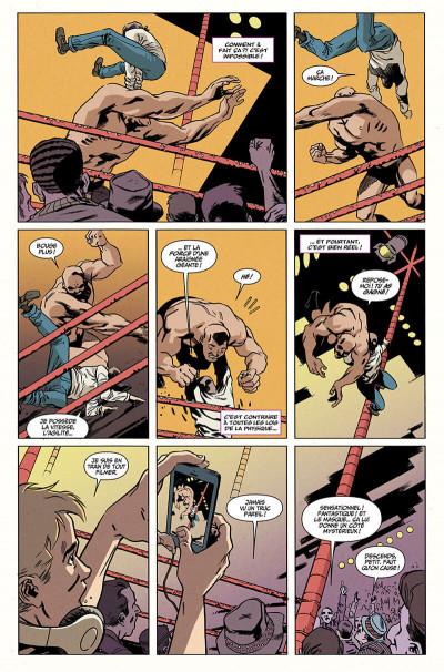 Page 7 Spider-man - Devenir un homme