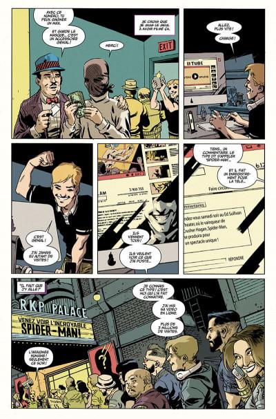 Page 8 Spider-man - Devenir un homme