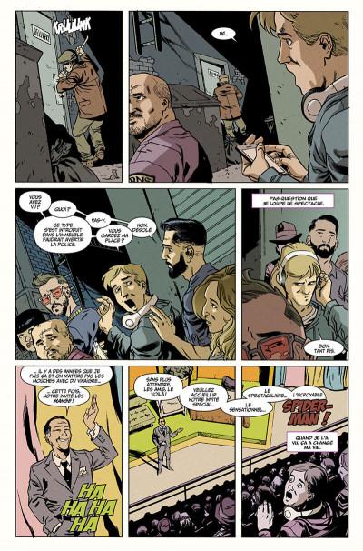 Page 9 Spider-man - Devenir un homme