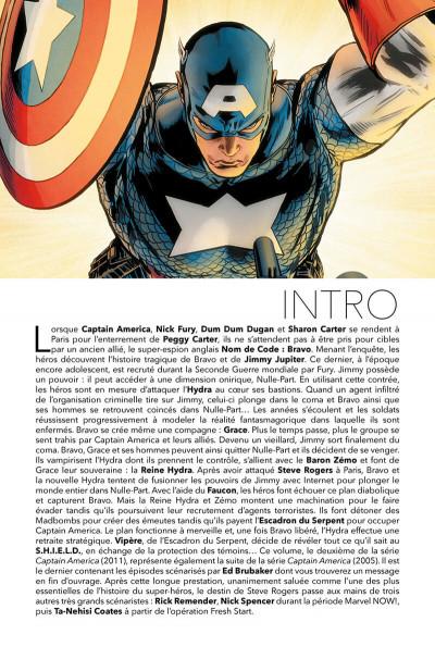 Page 4 Captain America tome 2