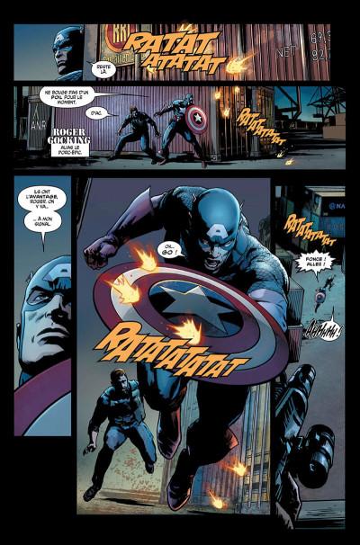 Page 6 Captain America tome 2