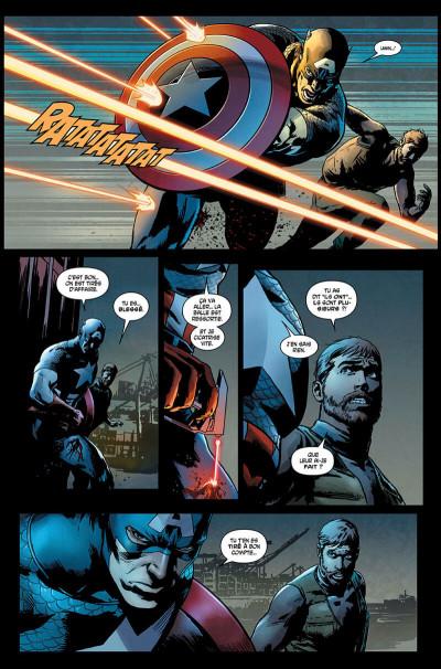 Page 7 Captain America tome 2