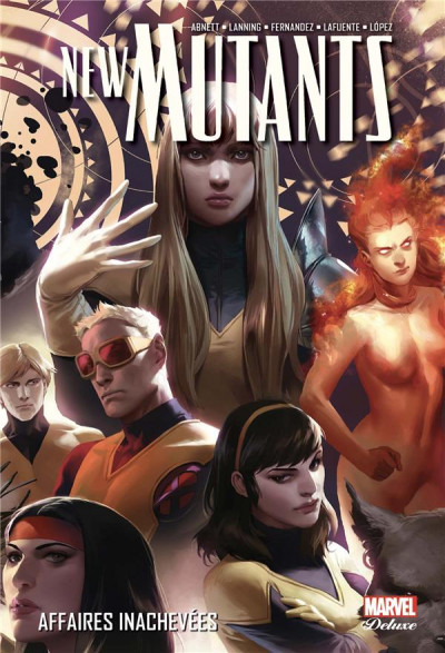 Couverture New mutants tome 3