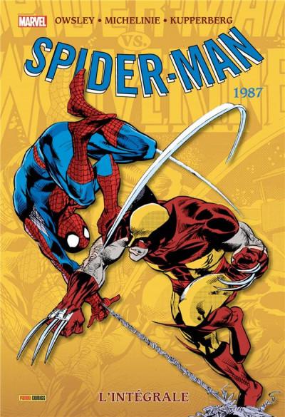Couverture Spider-man - intégrale tome 46