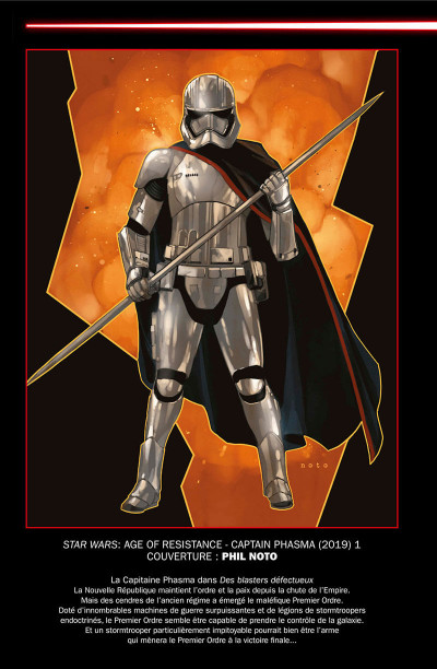 Page 4 Star wars - l'ère de la résistance - Les vilains