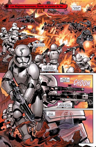 Page 5 Star wars - l'ère de la résistance - Les vilains