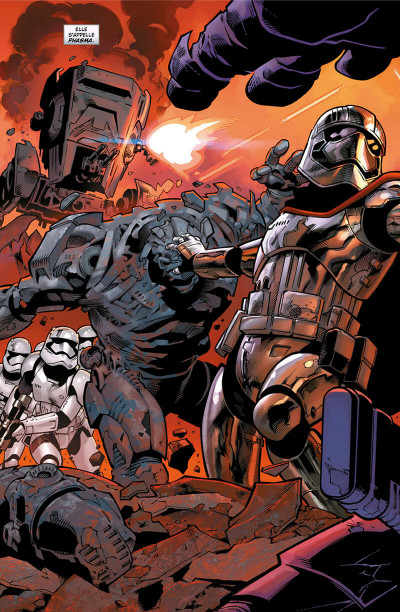 Page 6 Star wars - l'ère de la résistance - Les vilains