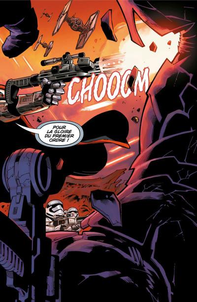 Page 7 Star wars - l'ère de la résistance - Les vilains
