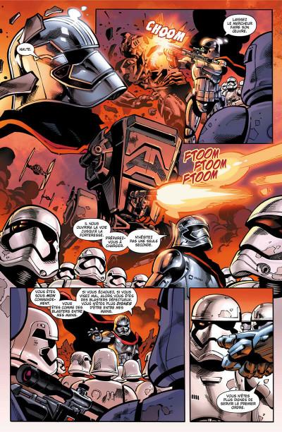Page 8 Star wars - l'ère de la résistance - Les vilains