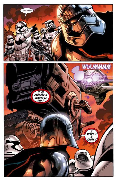 Page 9 Star wars - l'ère de la résistance - Les vilains