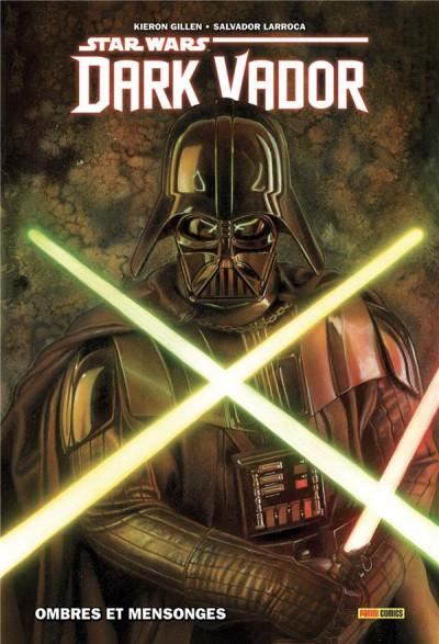Couverture Dark Vador - deluxe tome 1
