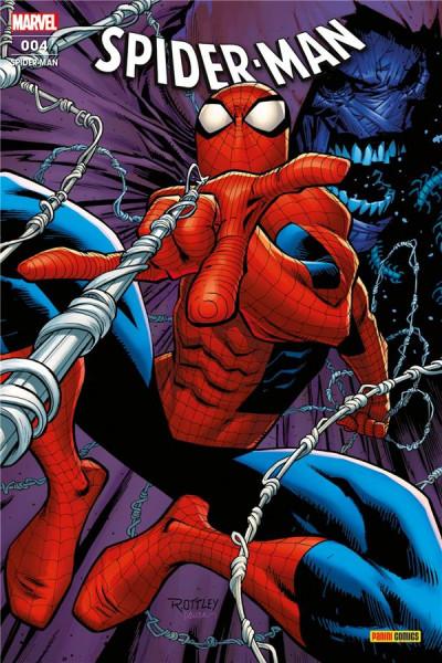 Couverture Spider-man (série 2020) tome 4