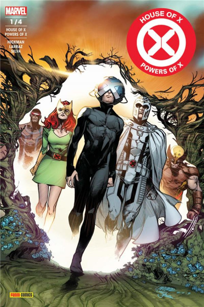 Couverture House of X / Powers of X tome 1