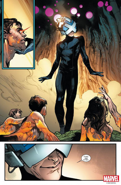 Page 2 House of X / Powers of X tome 1
