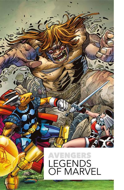 Page 1 Avengers - Legends of marvel