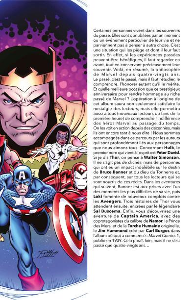 Page 3 Avengers - Legends of marvel