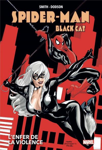 Couverture Spider-man / Black cat - L'enfer de la violence