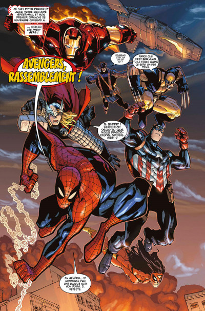 Page 7 Spider-man big time tome 1