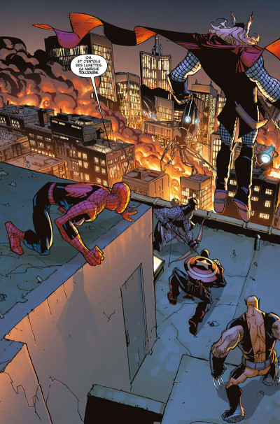 Page 8 Spider-man big time tome 1