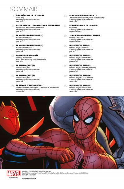 Page 2 Spider-man big time tome 2
