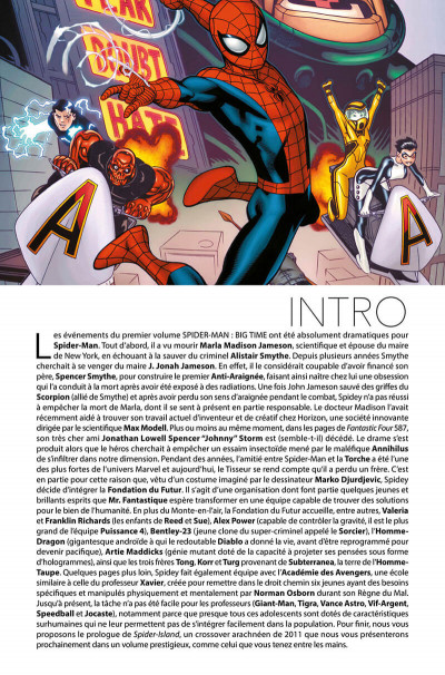 Page 4 Spider-man big time tome 2