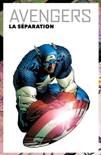 Page 1 Avengers - La séparation (must-have)