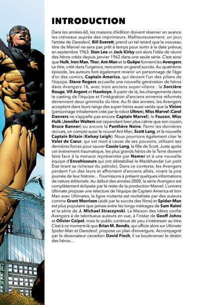 Page 4 Avengers - La séparation (must-have)