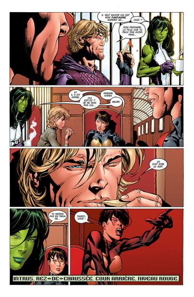 Page 7 Avengers - La séparation (must-have)