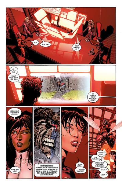 Page 8 Avengers - La séparation (must-have)