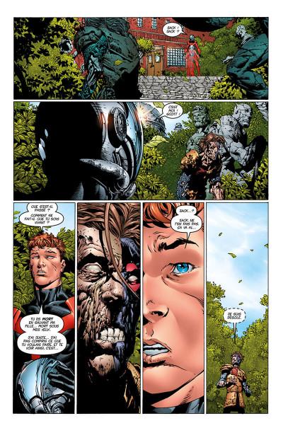 Page 9 Avengers - La séparation (must-have)