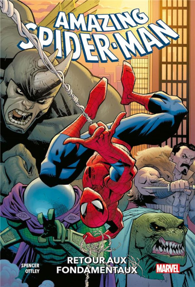 Couverture Amazing spider-man (fresh start) tome 1