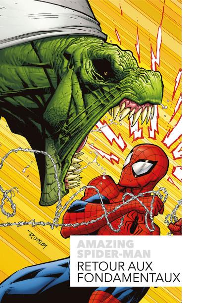 Page 1 Amazing spider-man (fresh start) tome 1