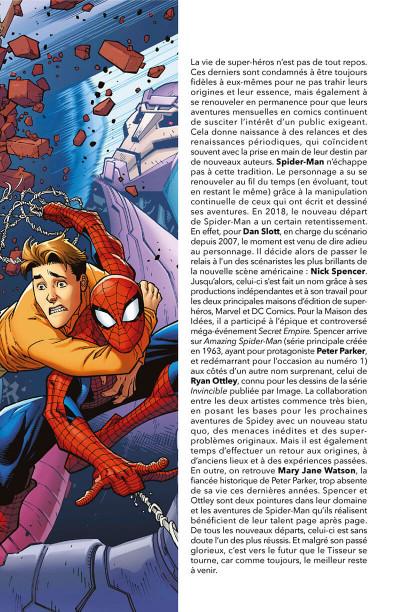 Page 3 Amazing spider-man (fresh start) tome 1