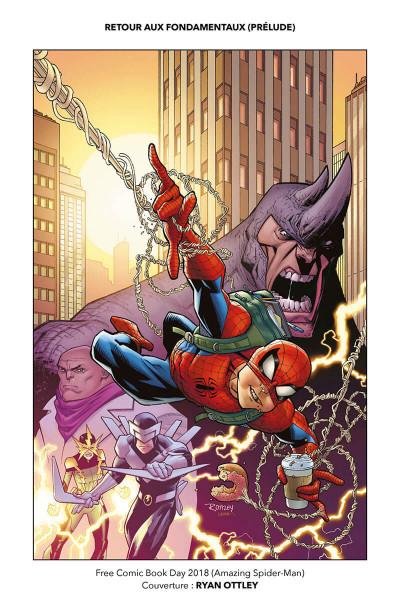 Page 5 Amazing spider-man (fresh start) tome 1